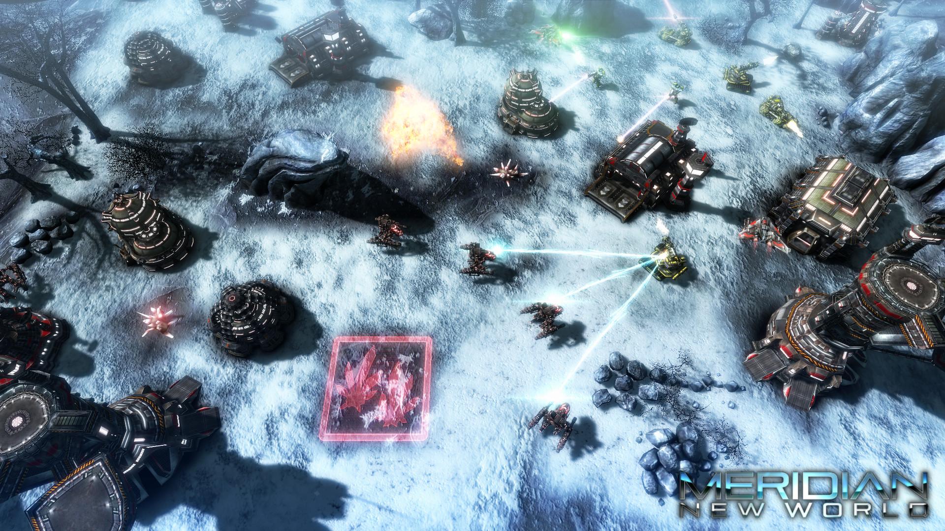 Meridian: New World screenshot 2