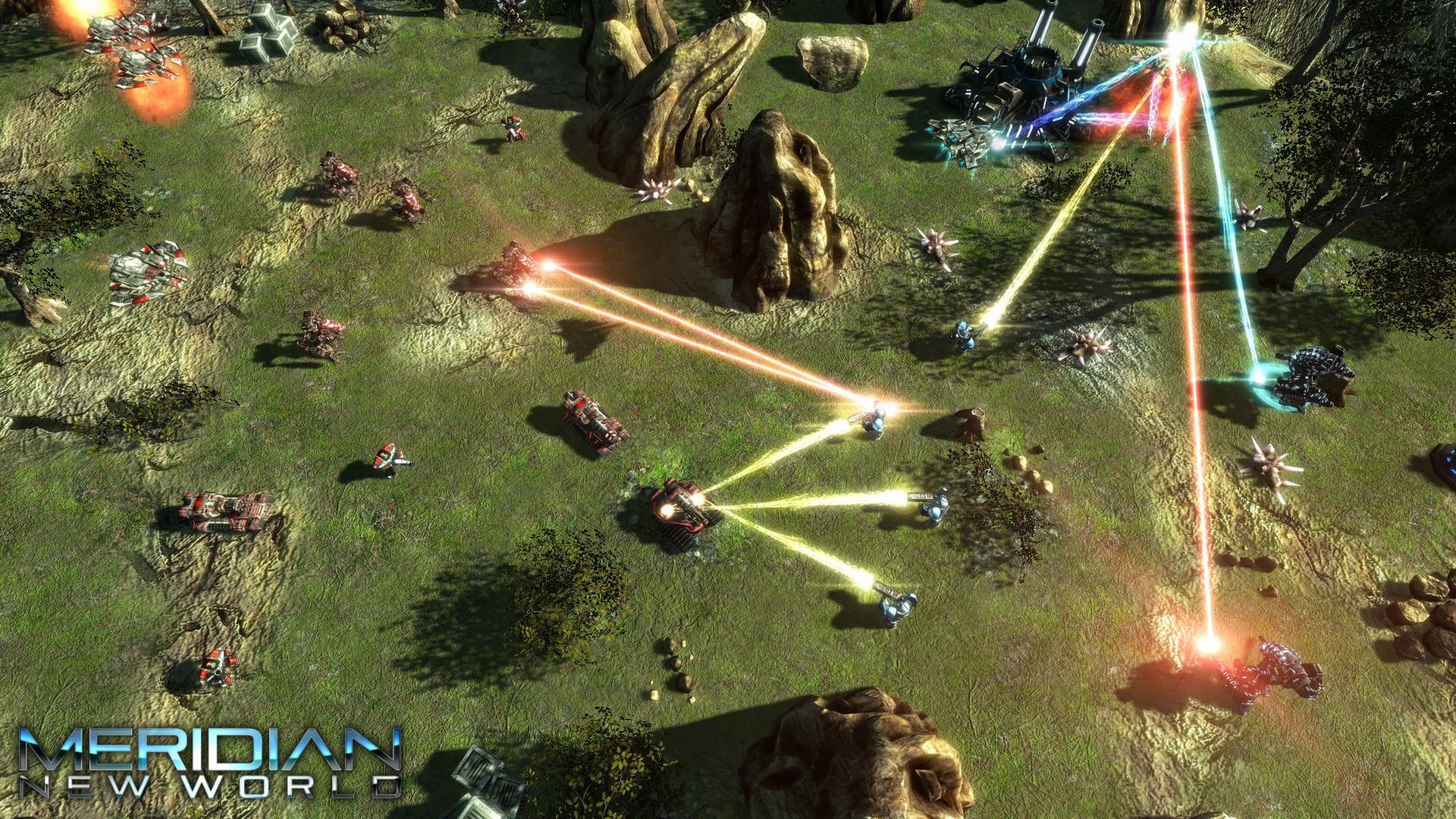 Meridian: New World screenshot 1