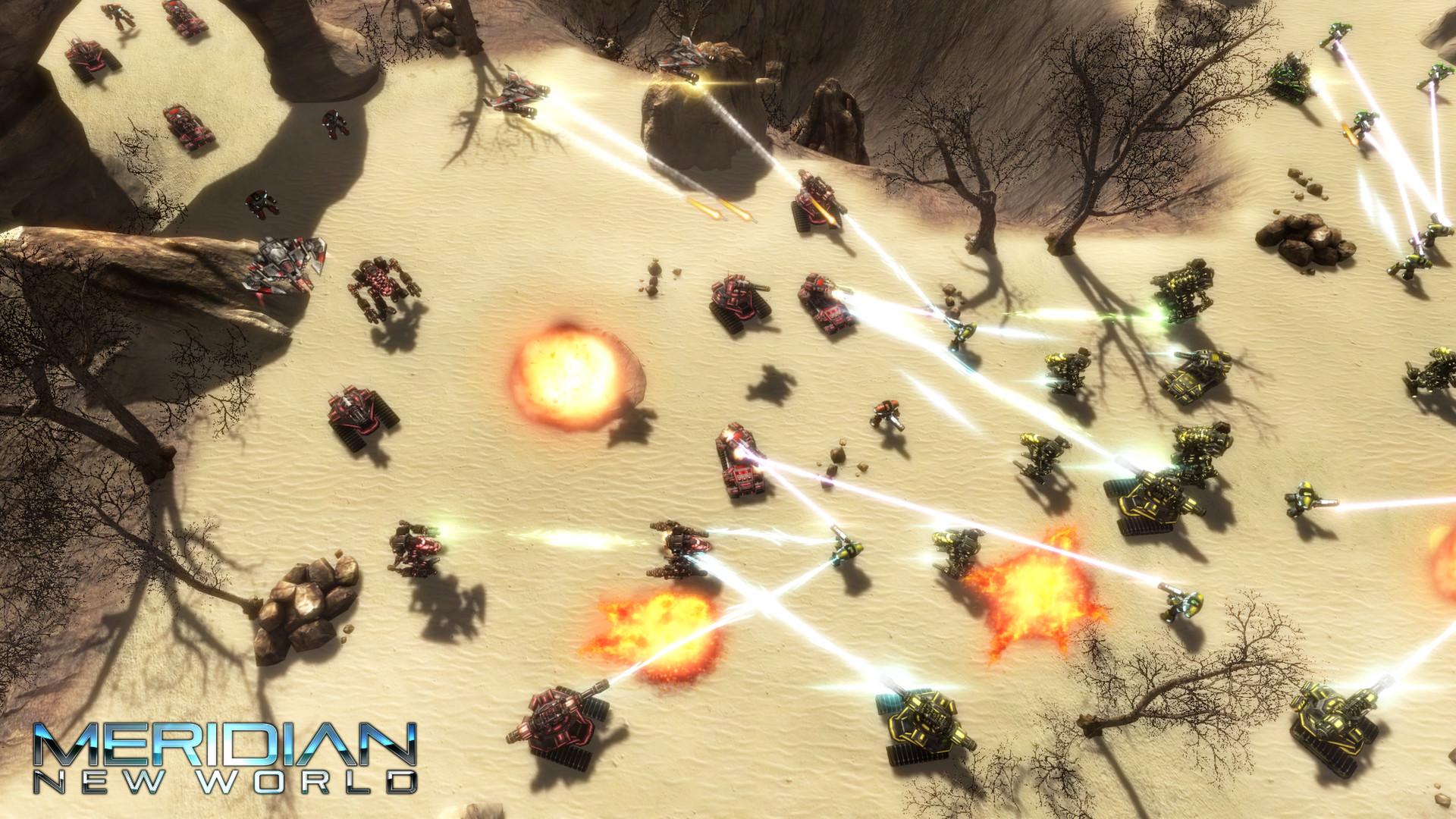 Meridian: New World screenshot 3