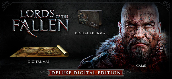 Image result for lords of the fallen digital deluxe