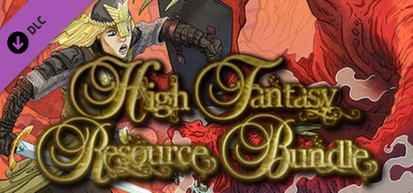 RPG Maker VX Ace - High Fantasy Resource Bundle