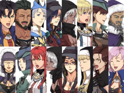 RPG Maker VX Ace - Fantasy Hero Character Pack screenshot