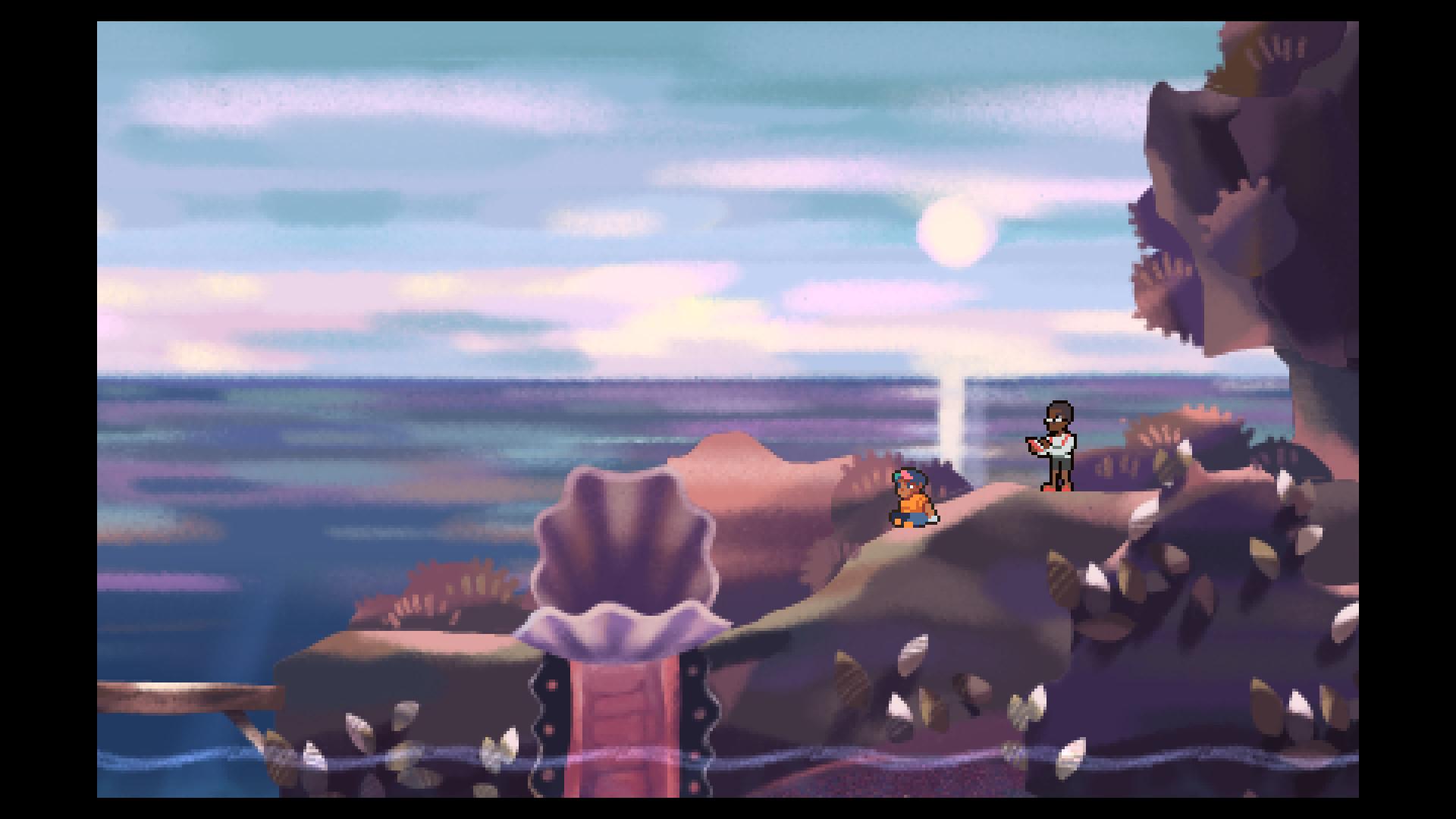 Even the Ocean screenshot