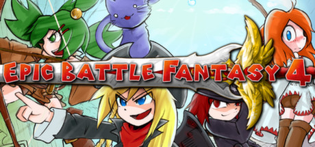 Epic Battle Fantasy 4 Steam Game