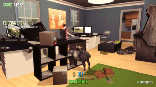 ss 53d83ce2f7857ddc27af1e07980c602642892a87.600x338 Goat Simulator Full PC Download