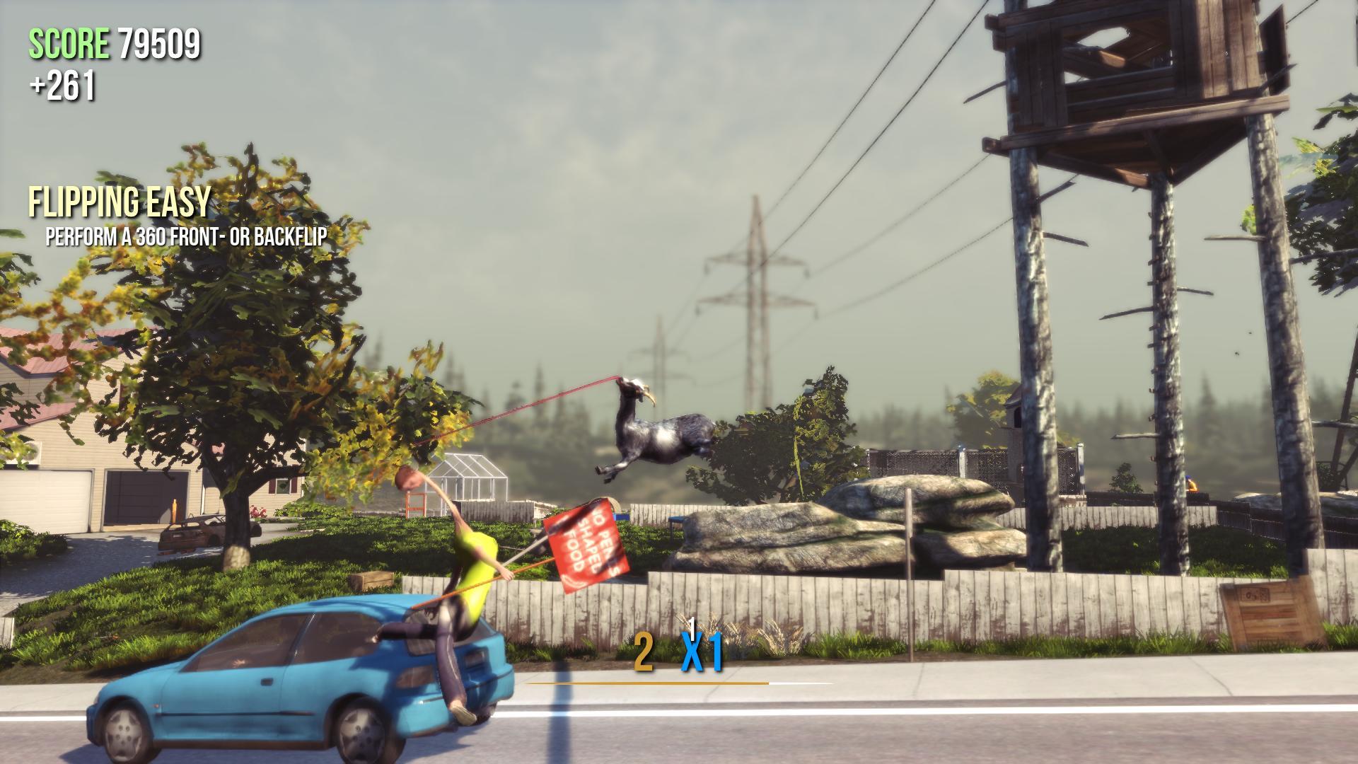 Goat Simulator Screenshot 2
