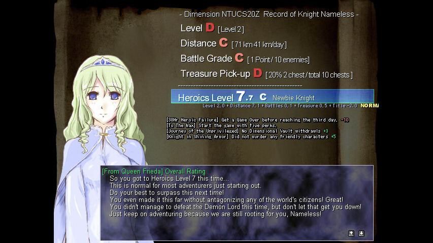 One Way Heroics screenshot