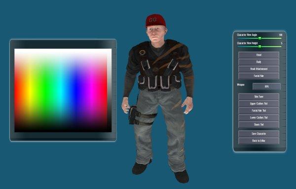 Character Design Generator Game : Save on gameguru steam