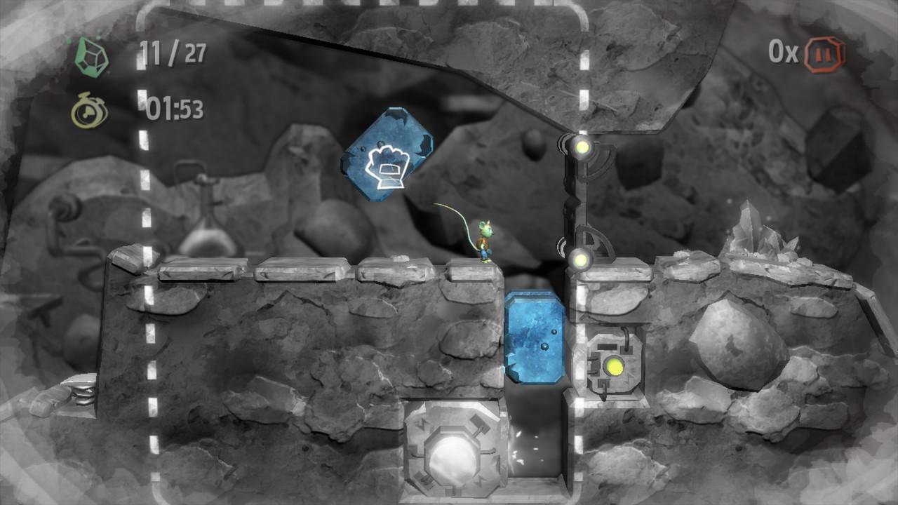 Ethan: Meteor Hunter screenshot
