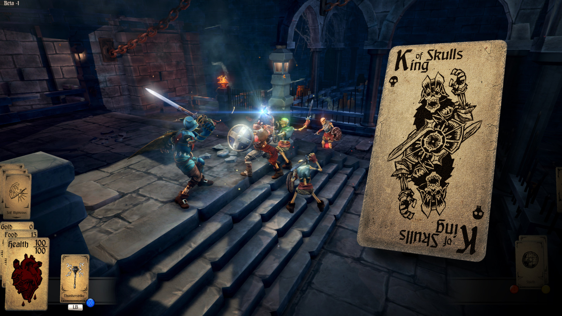 Hand of Fate [GoG] [2015|Rus|Eng|Multi5]