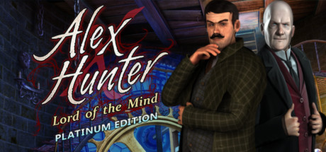Alex Hunter - Lord of the Mind Platinum Edition game image