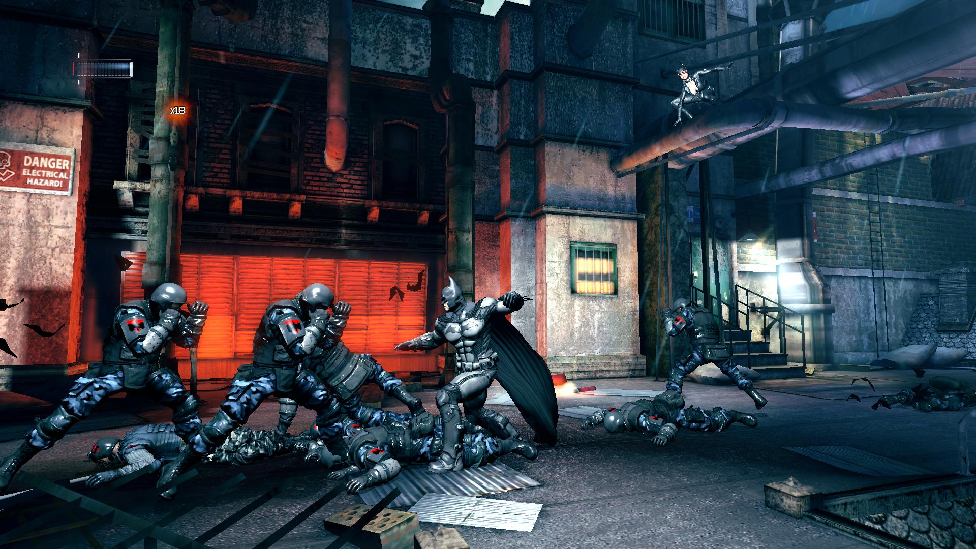 Batman: Arkham Origins Blackgate - Deluxe Edition screenshot