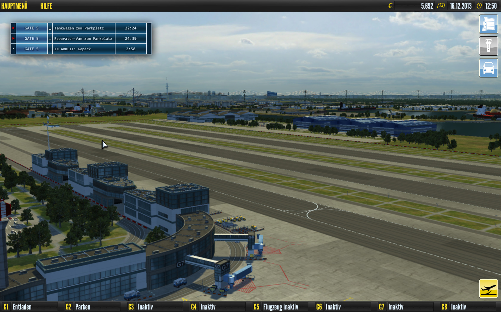 Airport Simulator 2014 screenshot