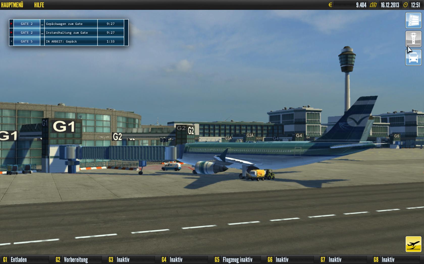 Car Mechanic Simulator  Control