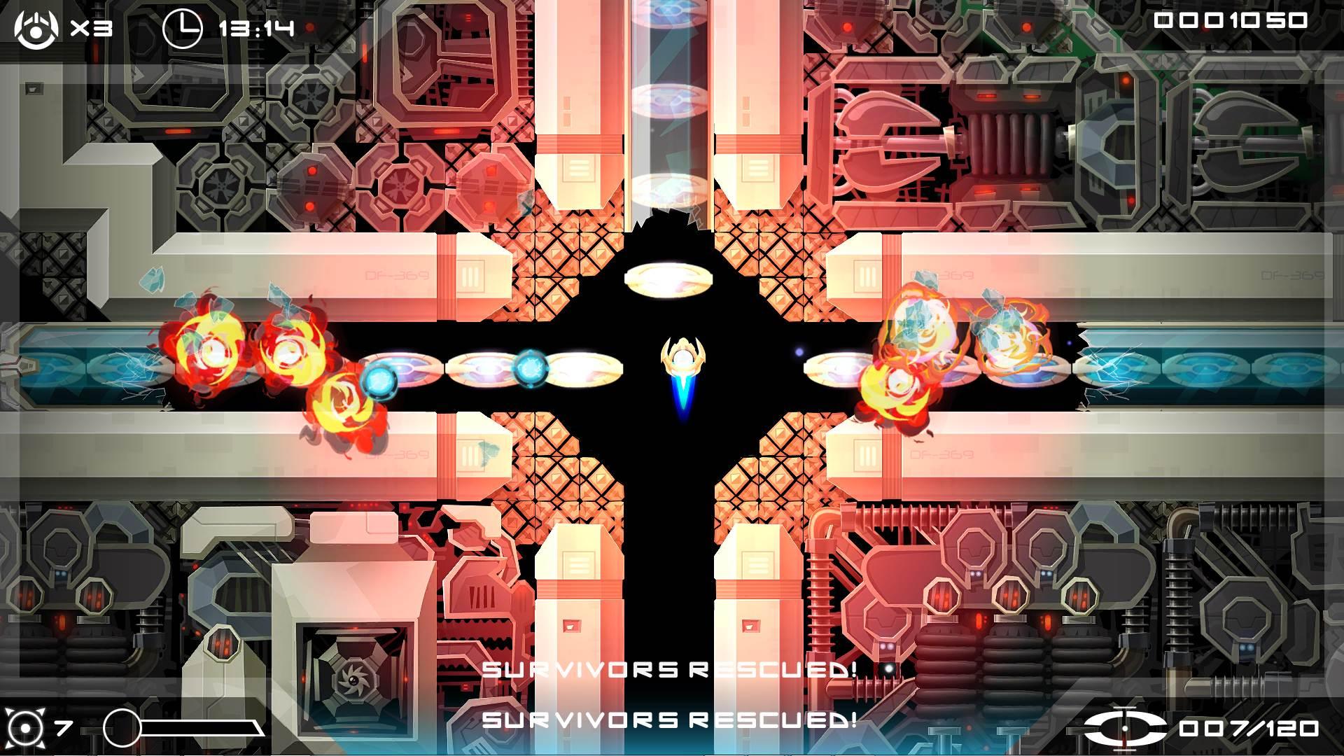 VelocityUltra - Soundtrack screenshot