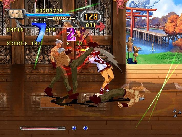 Guilty Gear Isuka screenshot 3