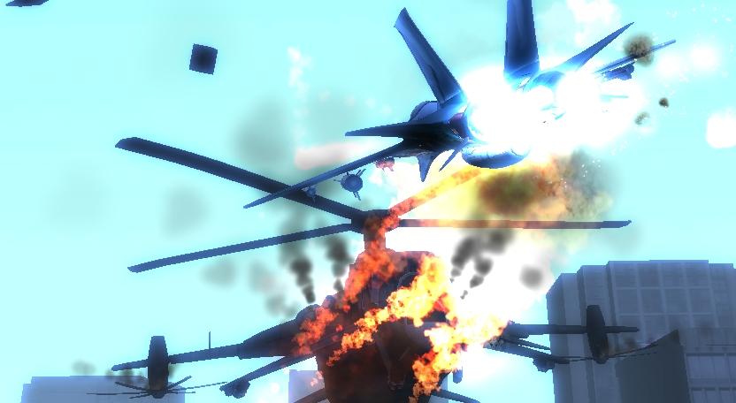 Hyper Fighters screenshot