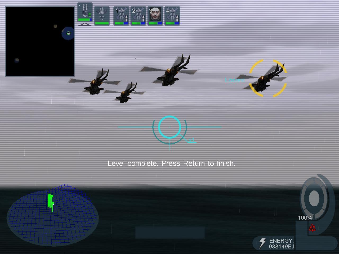 Hostile Waters: Antaeus Rising screenshot