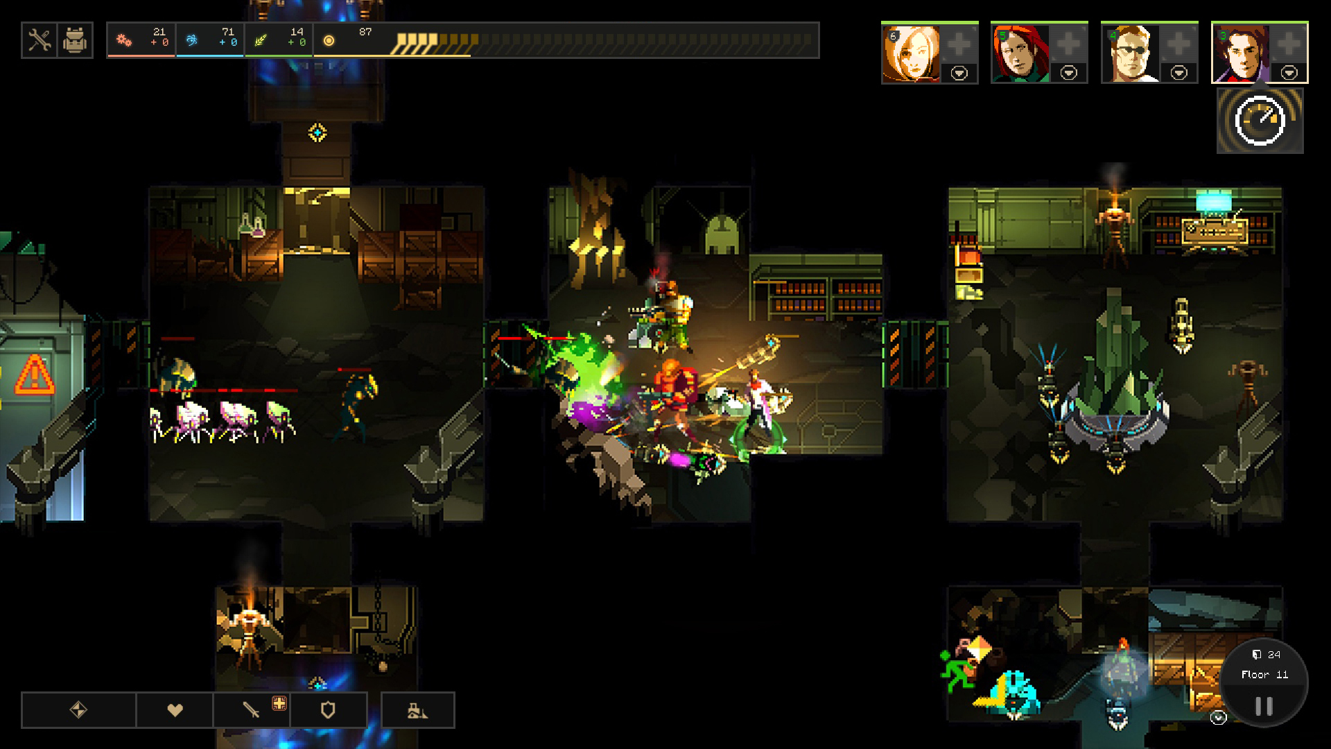 Dungeon of the Endless - Crystal Edition Upgrade screenshot