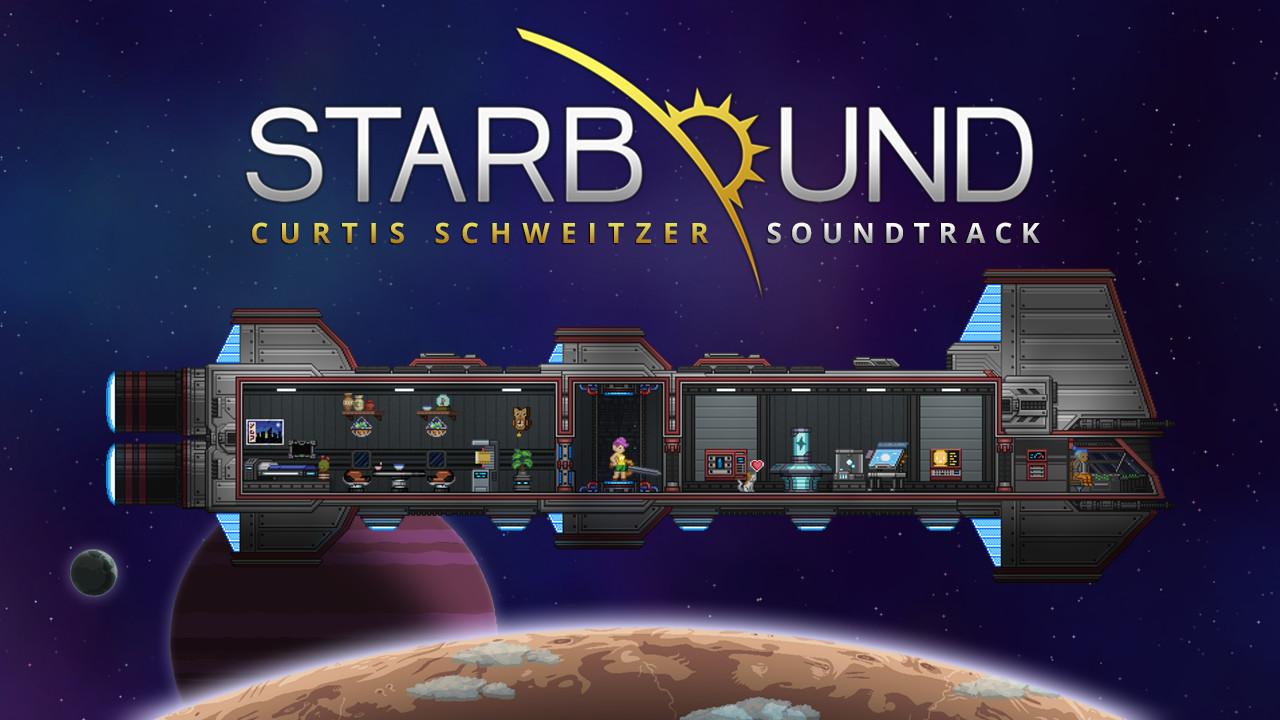 Starbound - Soundtrack screenshot