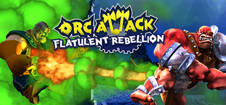 Orc Attack: Flatulent Rebellion game image