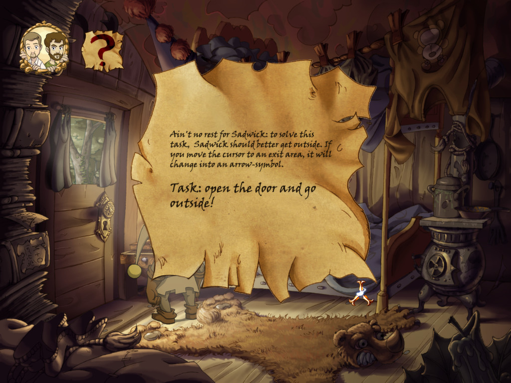The Whispered World Special Edition screenshot