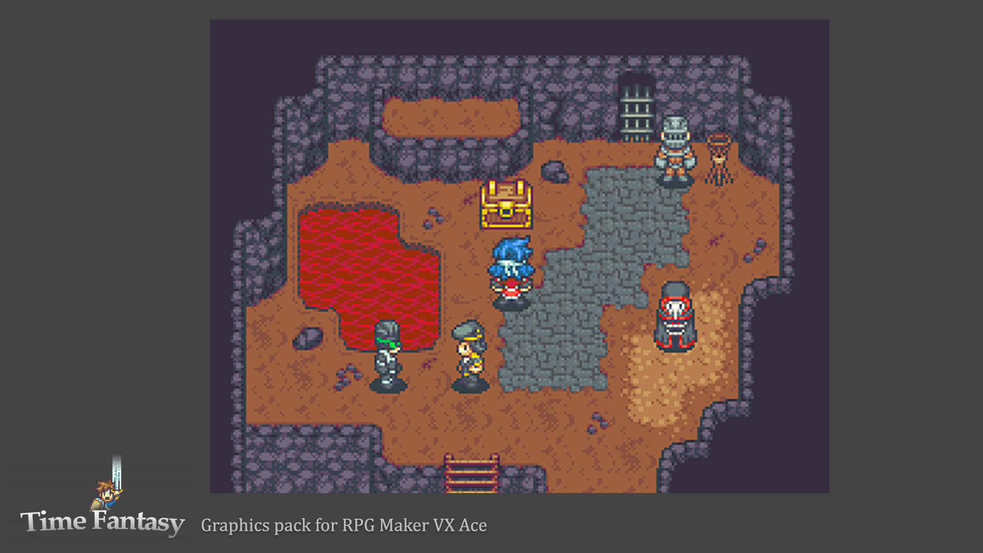 RPG Maker VX Ace - Time Fantasy screenshot