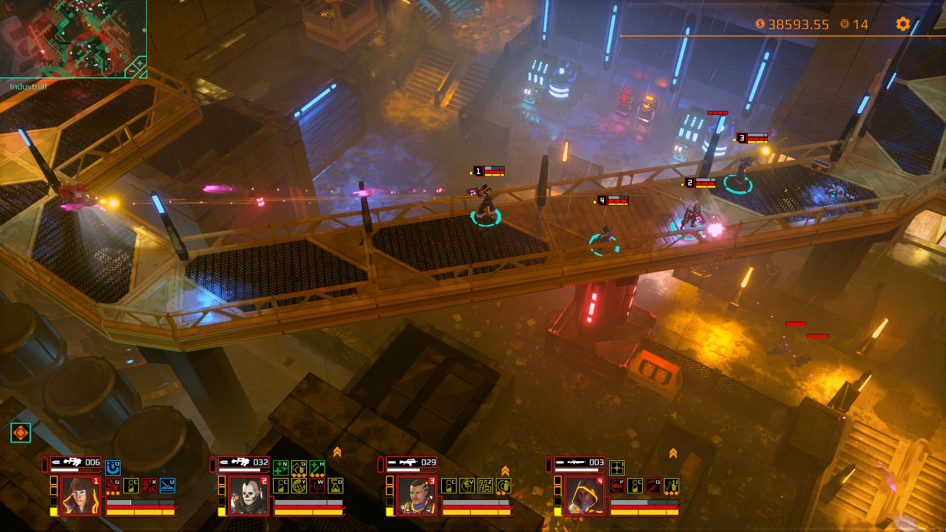 Satellite Reign MULTi7-PLAZA - Skidrow Games - Crack - Full Version Pc Games Download Free