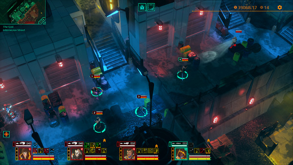 Satellite Reign PC Game CODEX Download