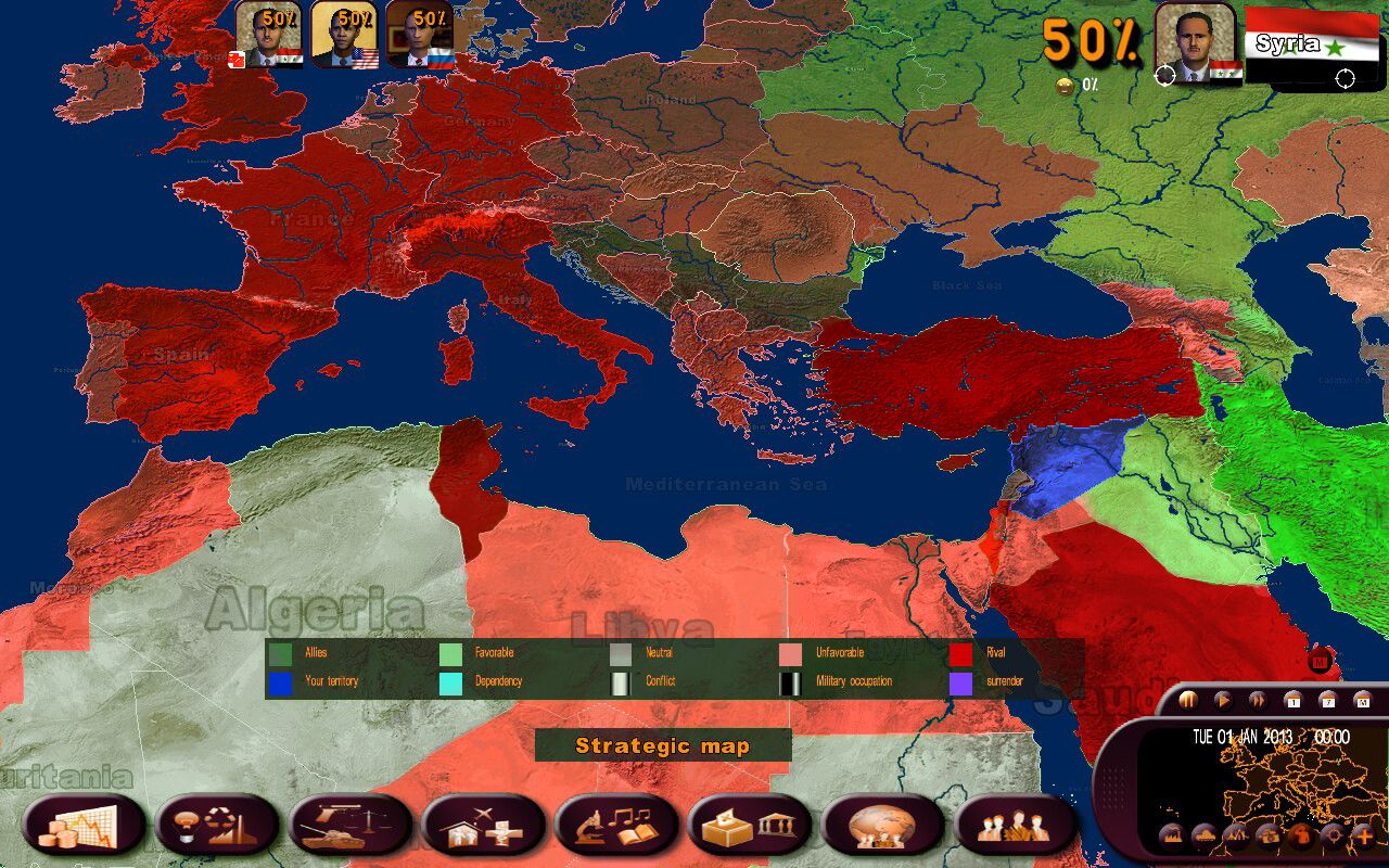 Скачать геополитический симулятор 2017 через торрент