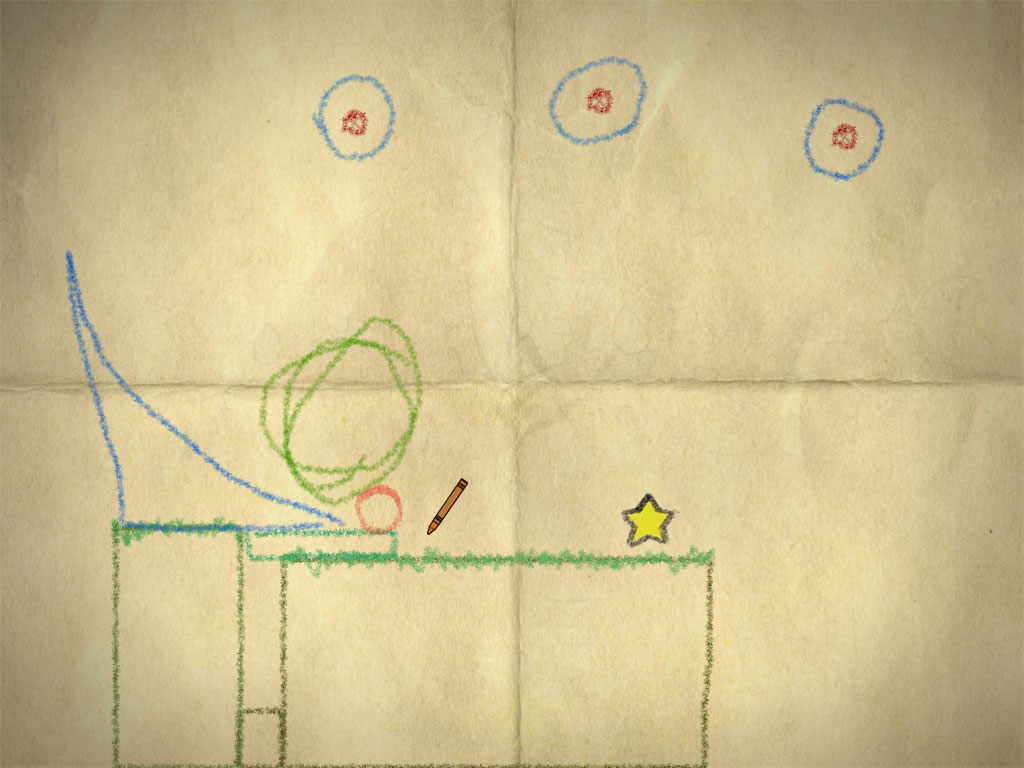 Crayon Physics Deluxe screenshot