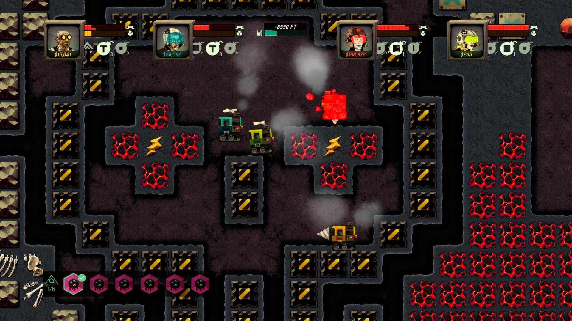 Super Motherload screenshot