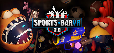 New Updated Bringing The Virtual Pub Experience To Your Living Room SportsBarVR Is Ultimate Social VR Game Featuring An Awesome Set Of Bar Games
