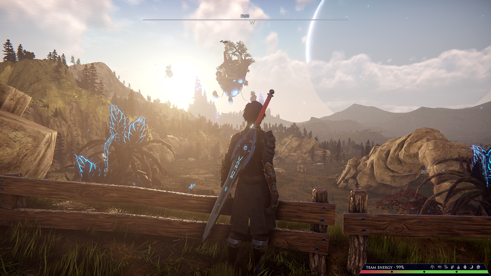 Edge Of Eternity screenshot