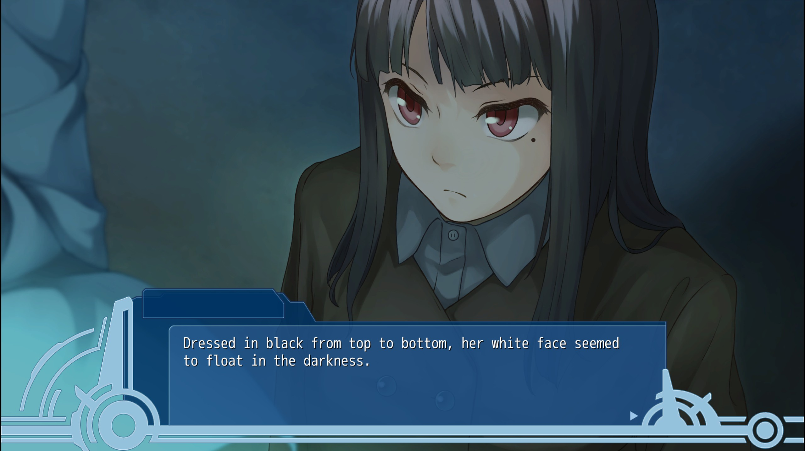 WORLD END ECONOMiCA episode.01 screenshot