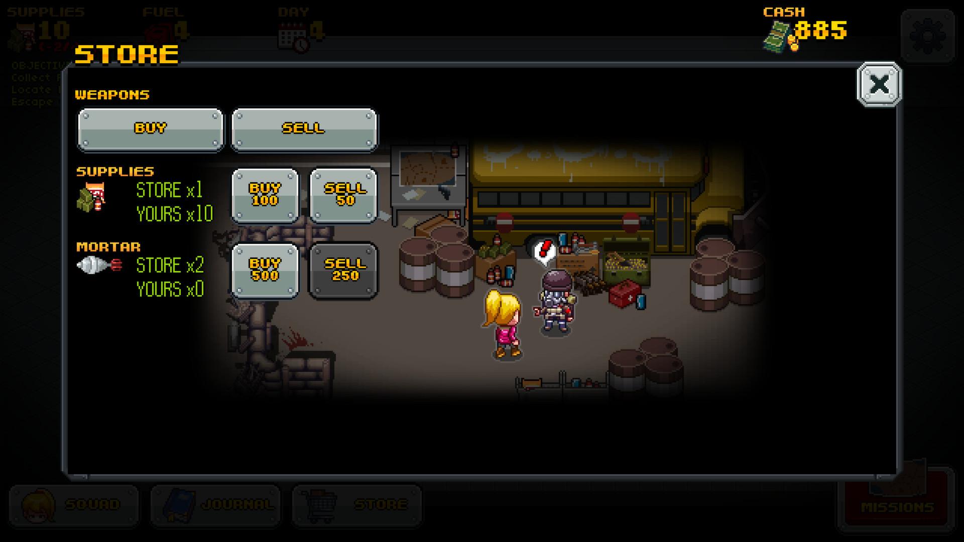 Infectonator: Survivors screenshot