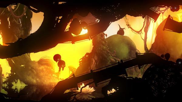 BADLAND:GameoftheYearEdition スクリーンショット1