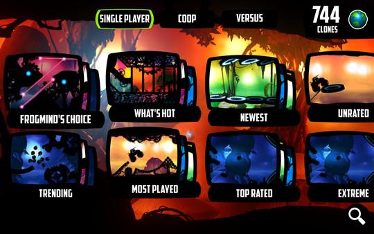 BADLAND:GameoftheYearEdition スクリーンショット4
