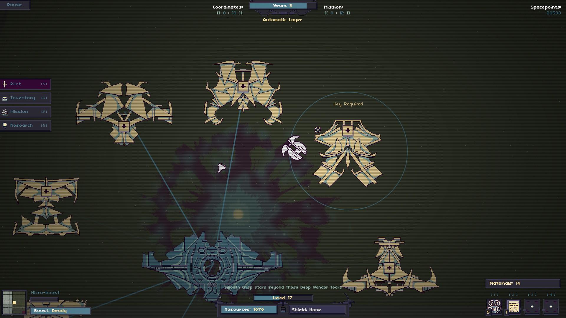 RymdResa Screenshot 3