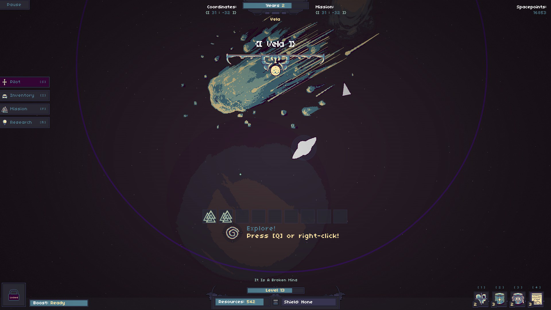 RymdResa screenshot