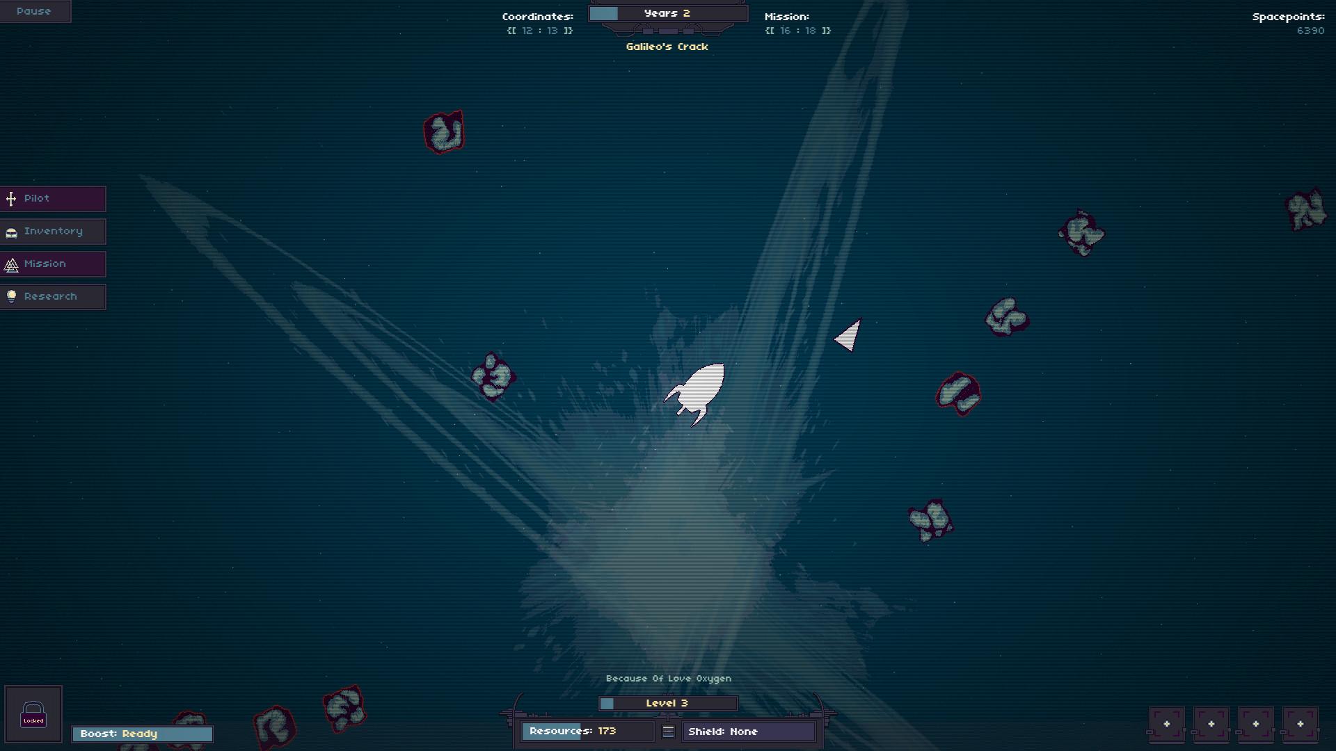 RymdResa screenshot