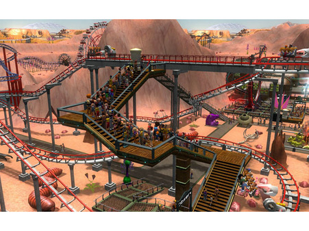 RollerCoasterTycoon®3:Platinum スクリーンショット2