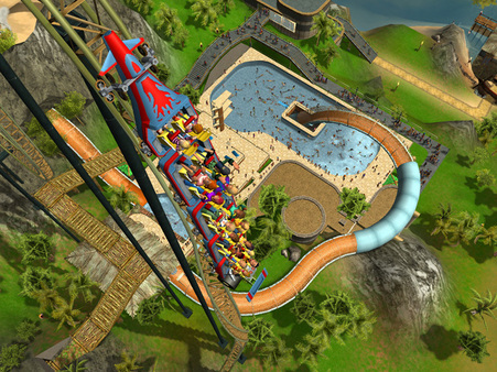 RollerCoaster Tycoon 3: Platinum 过山车大亨 3 白金版[Mac、PC] $4.99 约 ¥30丨反斗软件值得买