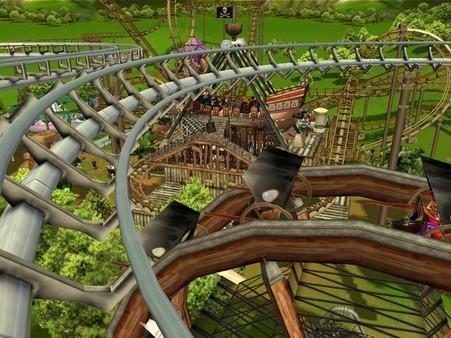 RollerCoasterTycoon®3:Platinum スクリーンショット7