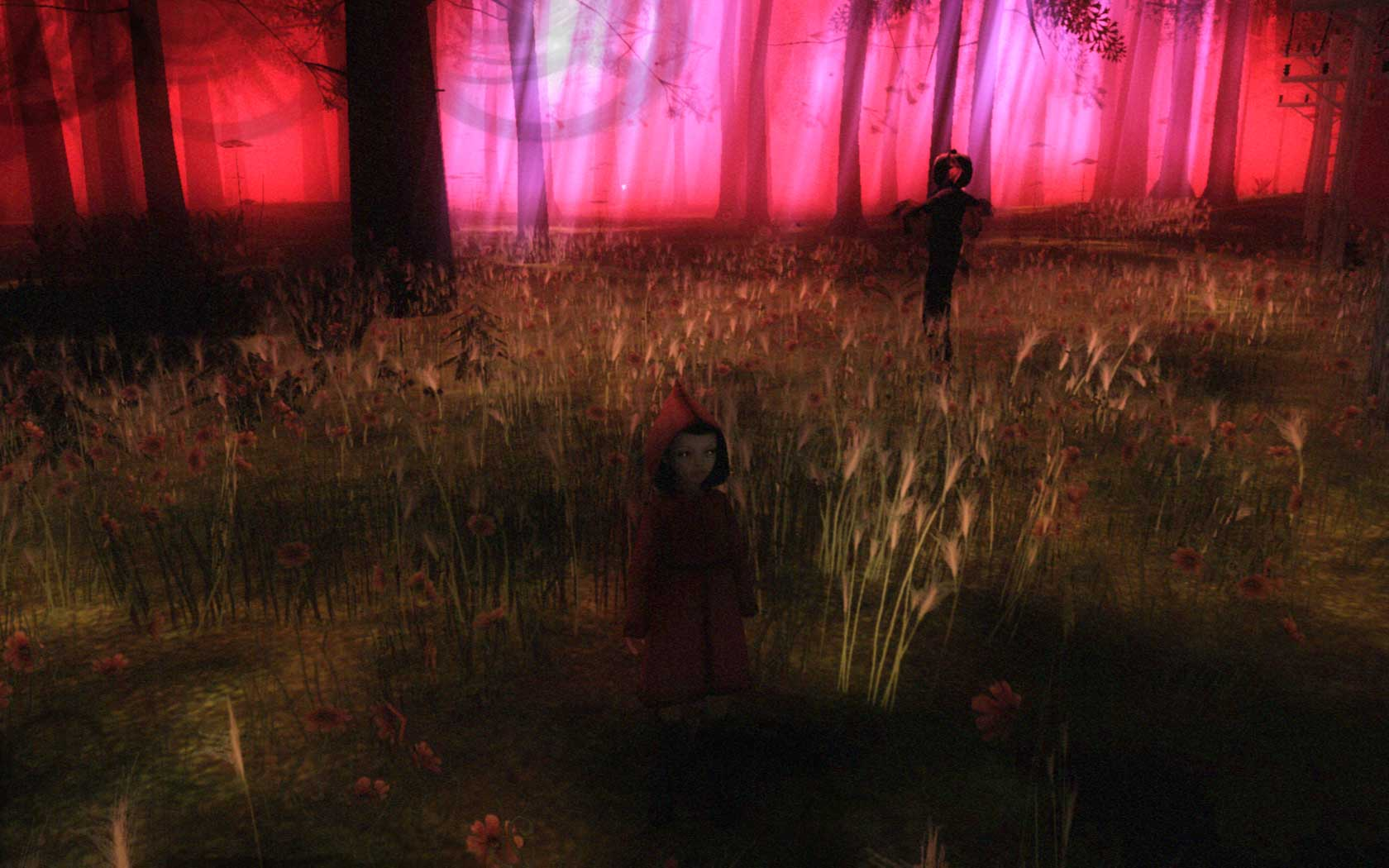 The Path screenshot