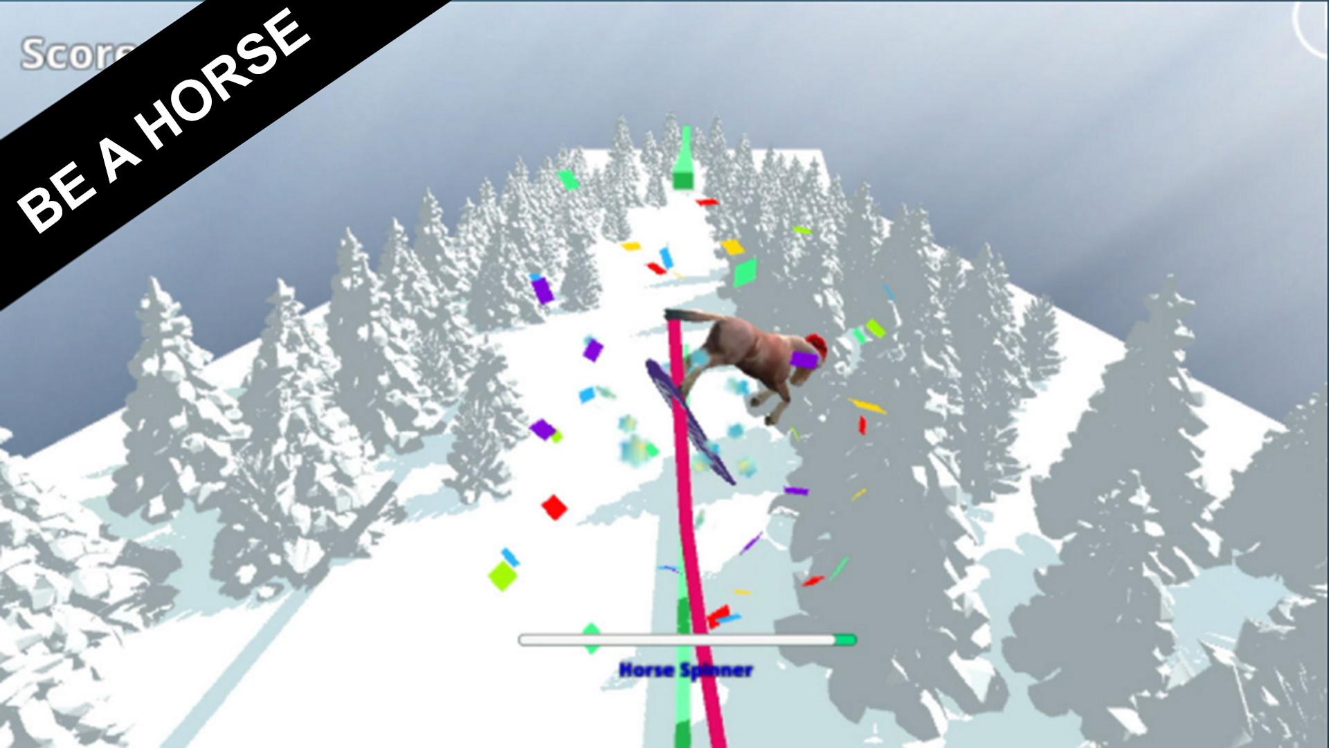 Snow Horse Game Repack
