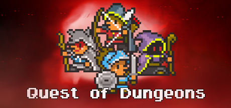 Win 1 of 100 Quest of Dungeons Steam keys