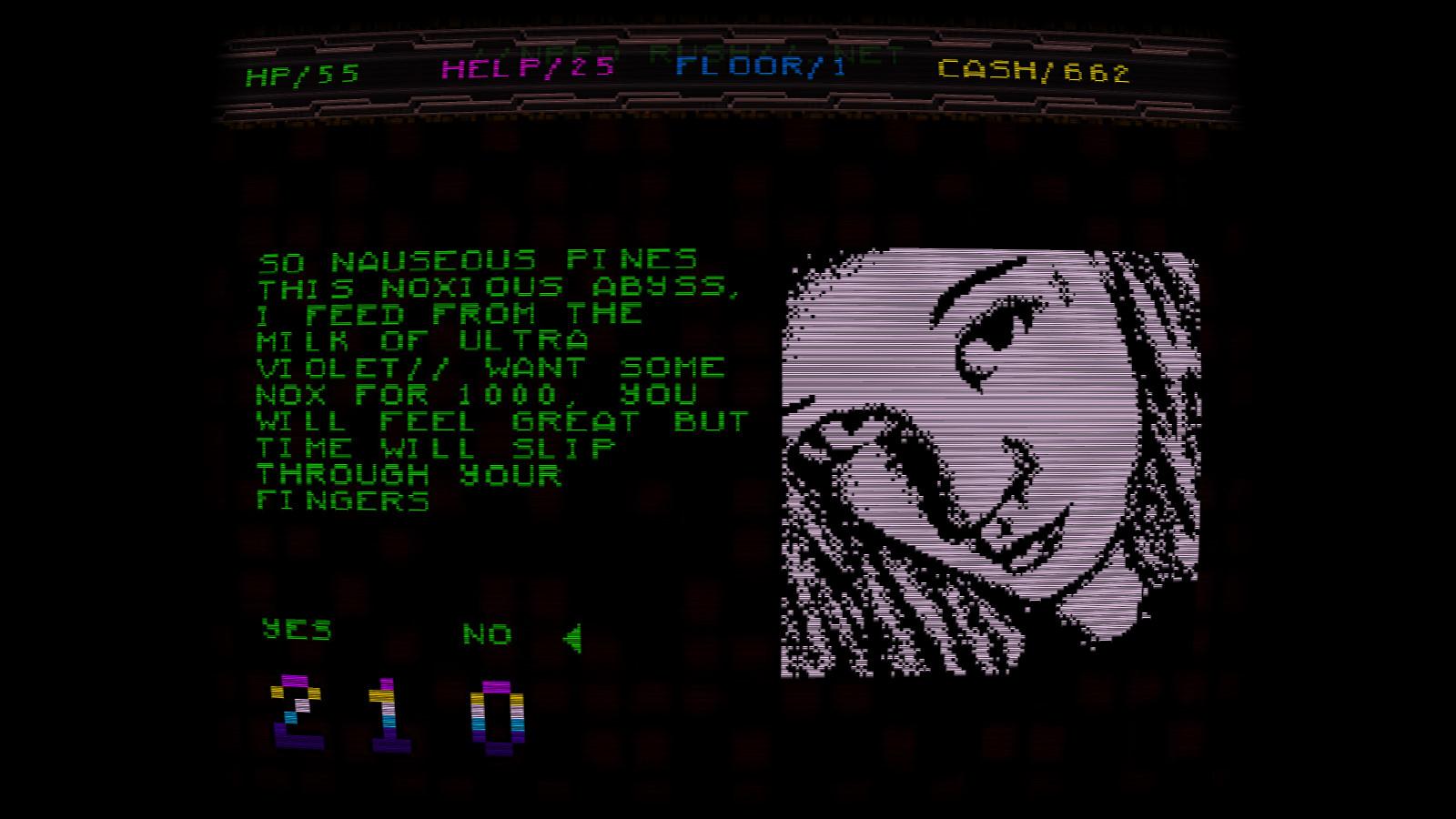 //N.P.P.D. RUSH//- The milk of Ultraviolet screenshot