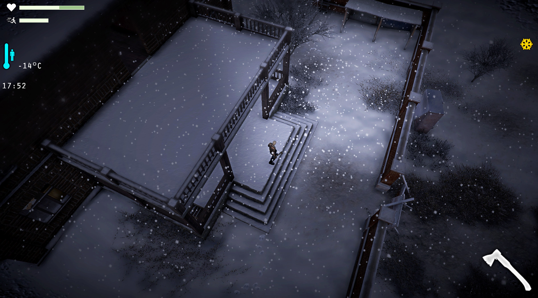 Frozen State screenshot