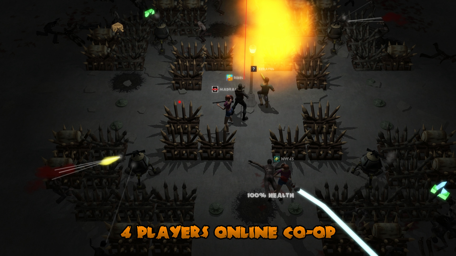 Yet Another Zombie Defense Screenshot 3